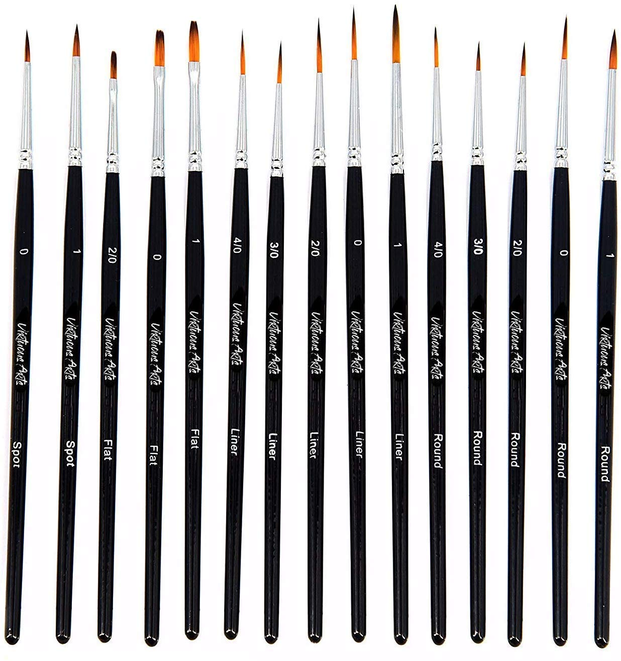 Image of Virtuoso Paintbrush Set