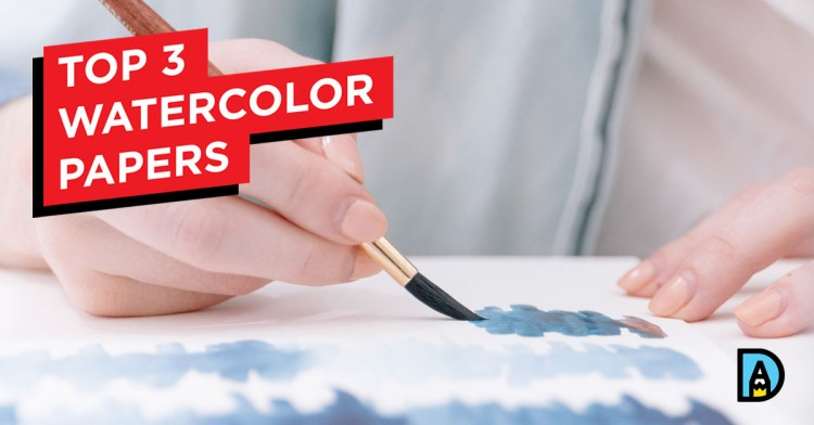 The Best 3 Watercolor Papers: Plus an Easy Guide for Choosing Your Own