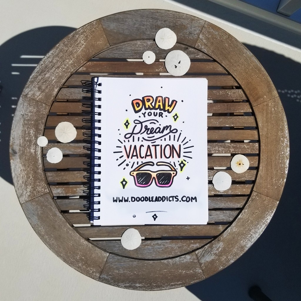 Draw Your Dream Vacation