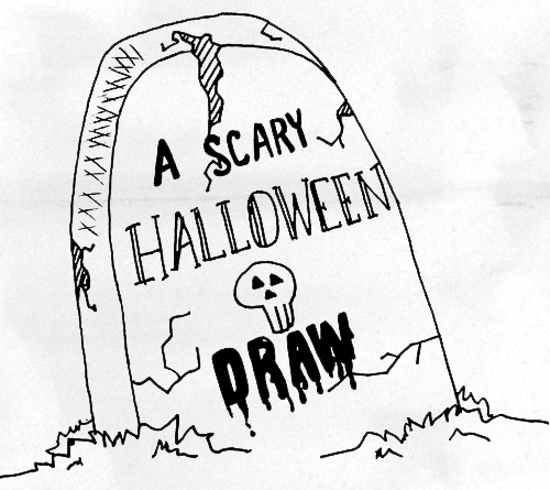 Halloween Scary Signs How-to
