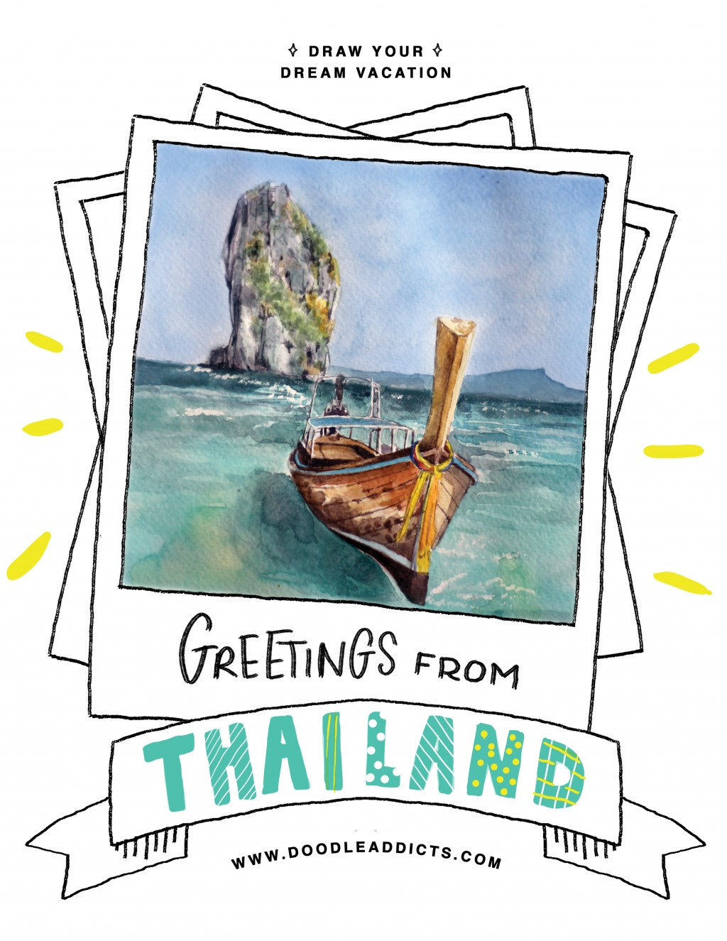 Thailand Has Always Been My Dream Destination And Will Be It So Many Vibrant Colours That Shows In Their Culture Nature