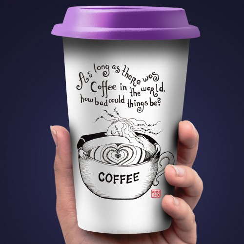 Coffee Quotes Challenge Doodle Addicts