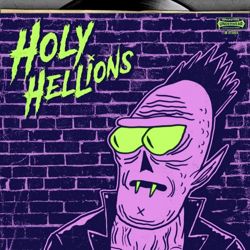 Holy Hellions LP