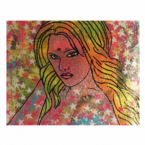 Whos that lady by Barrie J Davies 2015