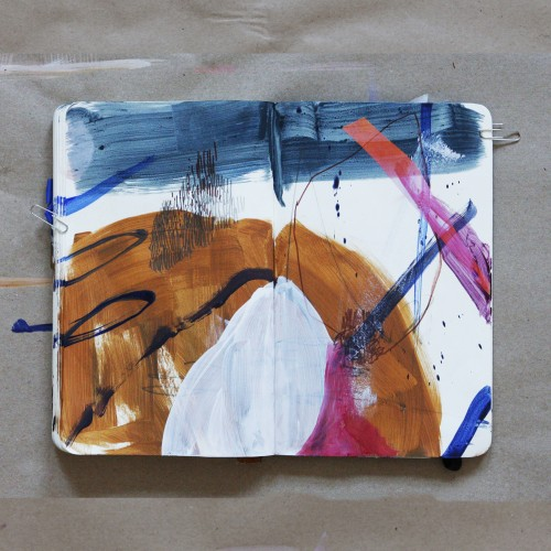 Abstract Sketchbook