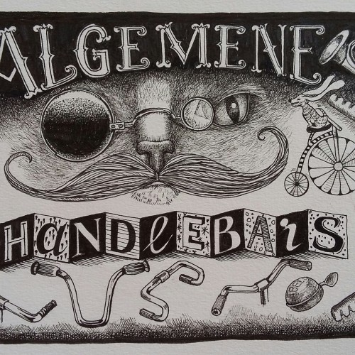 Algemene Handlebars - lost in translation