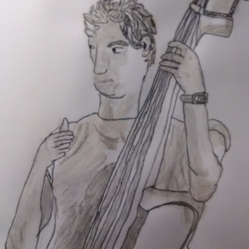 Sting Playing the Bass (unfinished)