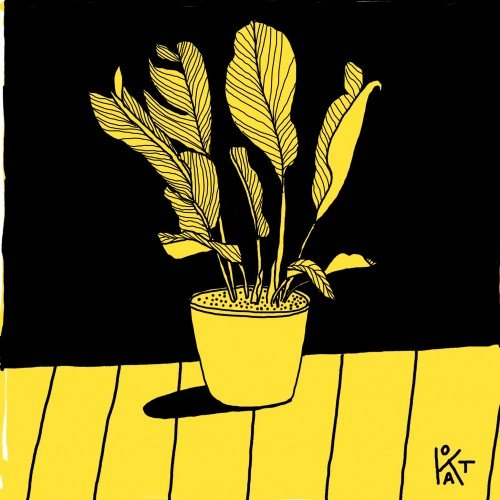 Another Post-it Plant from the series