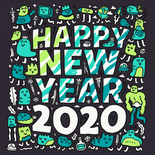 Happy 2020 new year!