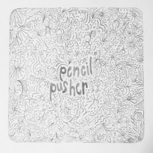 pencil pusher