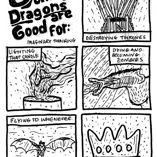 5 things dragons