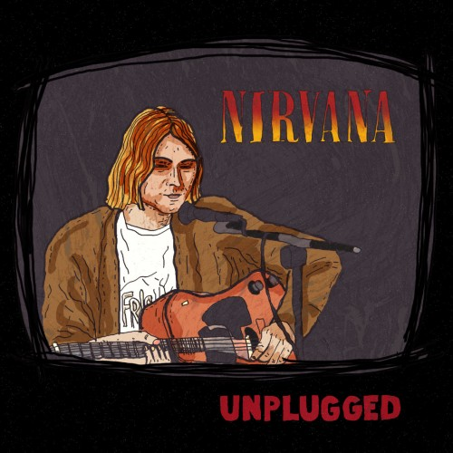 1/10 Nirvana Unplugged Album