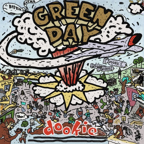 3/10 Green Day, Dookie