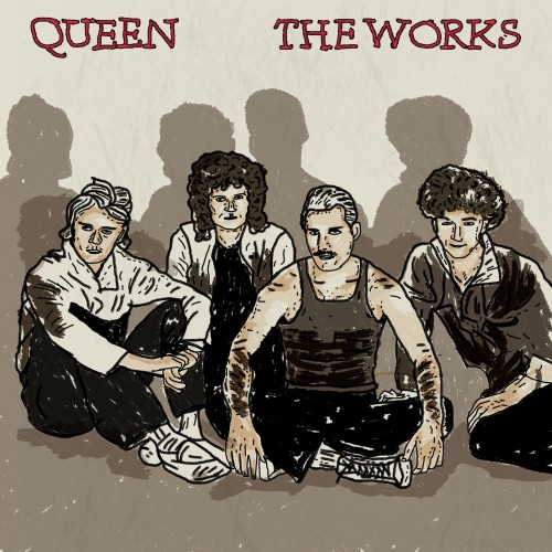 9/10 Queen, The Works