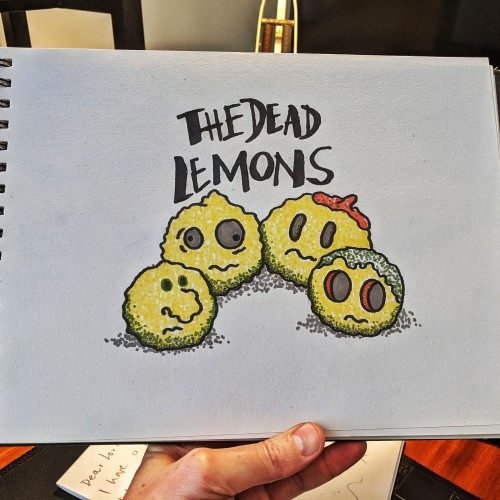 The Dead Lemons