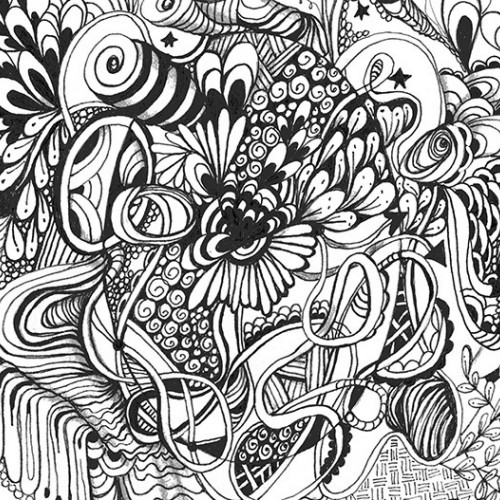 Pen and Ink Doodles