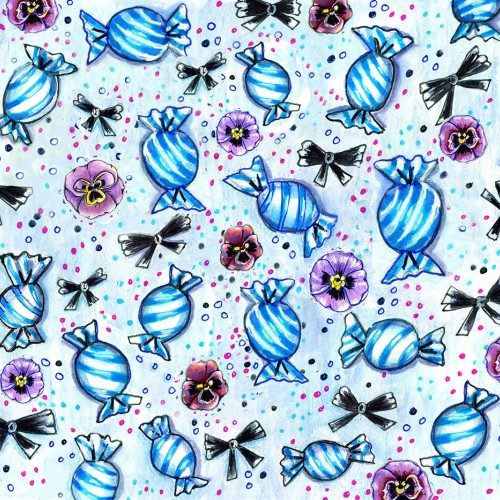 Summer Candy Patterns