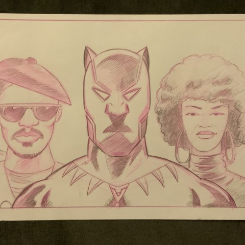 Black Panther REDUX