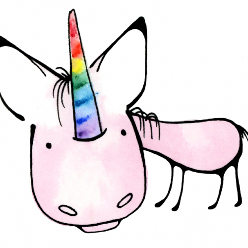 Rainbow Unicorn