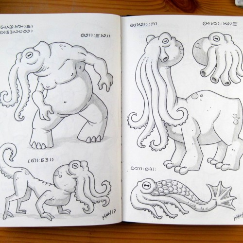Sprawling Critters