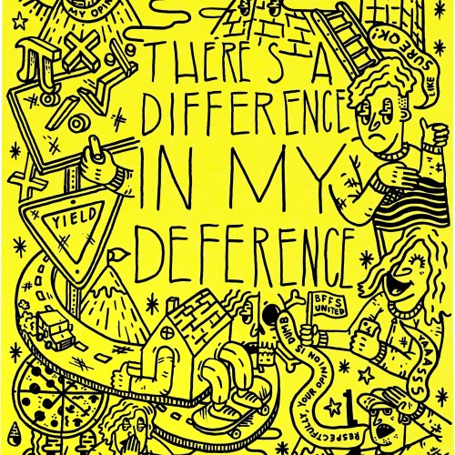 Difference/Deference