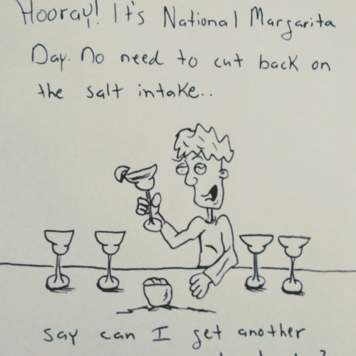 Margarita time
