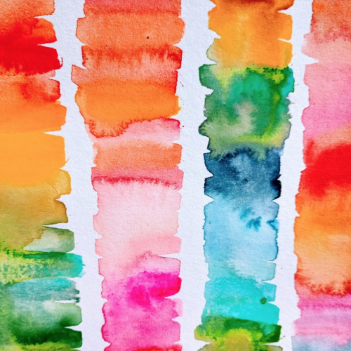 Watercolor Colors