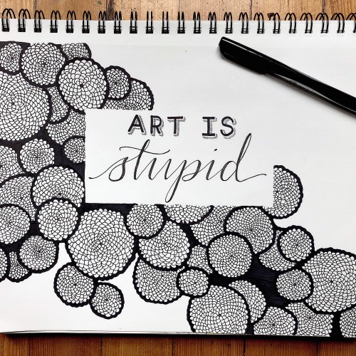 Art is Stupid