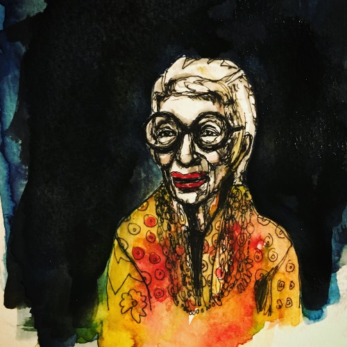 More is more and less is a bore Iris Apfel
