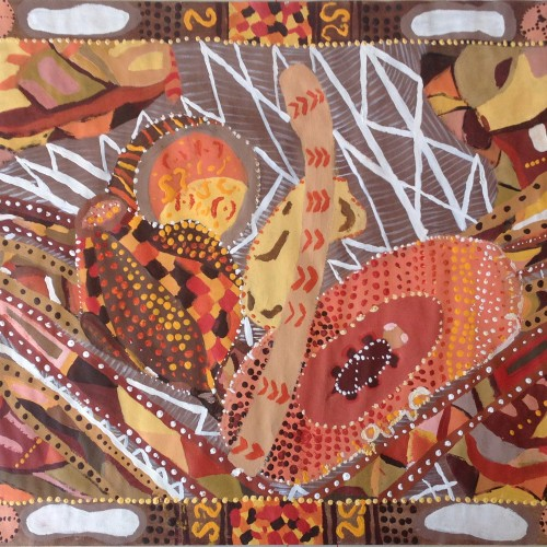 Aboriginal Art Still Life