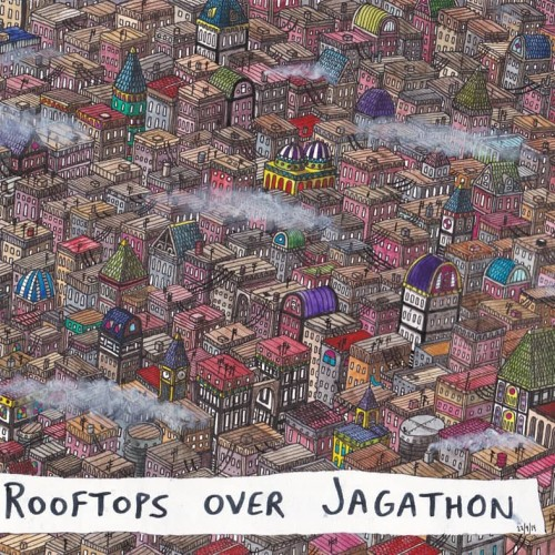 Rooftops over Jagathon