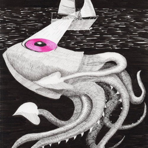 Squid monster
