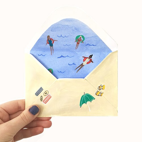 Summer Envelope