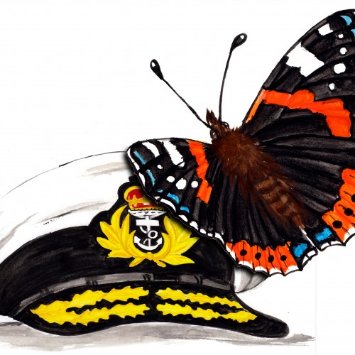 Red Admiral of the Fleet