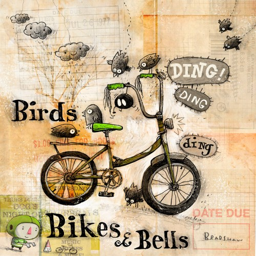 Birds, Bikes and Bells