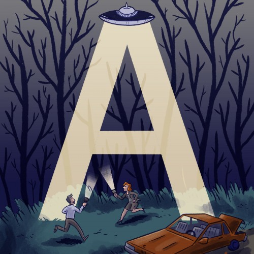 A is for Abduction