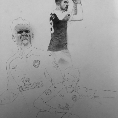 Aaron Ramsey Tribute