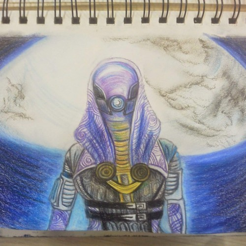 Tali Zora Mass Effect