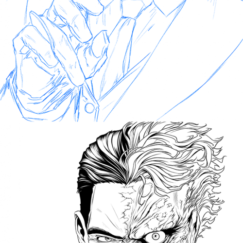 TwoFace progress