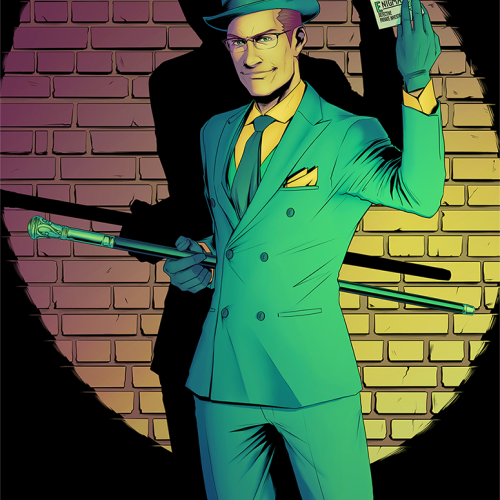 Enigma - Detective for Hire