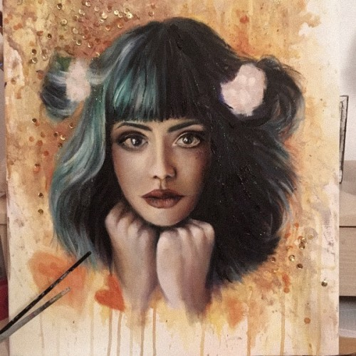 Inspired by Melanie Martinez (in progress)