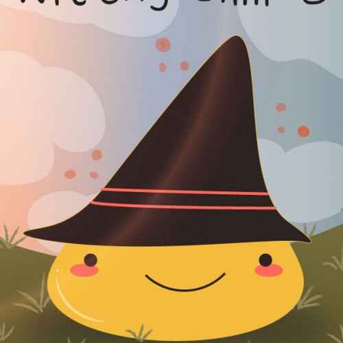 Witchy Smiles Game Poster