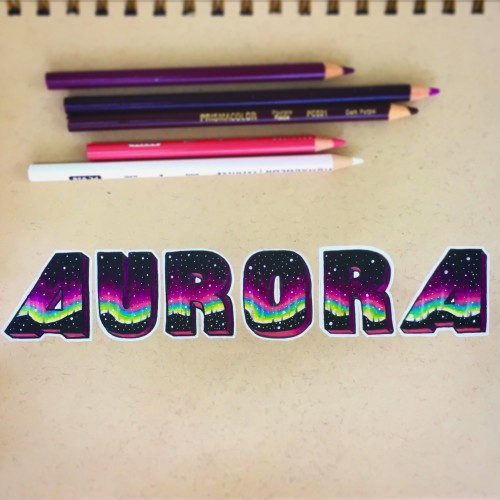 Aurora Letters
