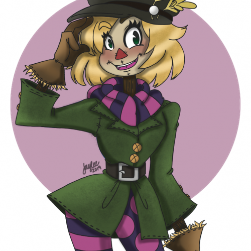 Lolli Scarescrow | Art Trade