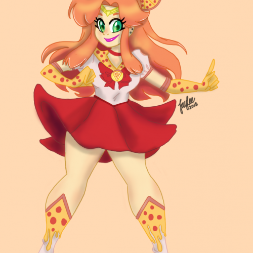 Sailor Pizza | Draw This in Your Style