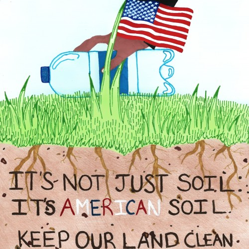 Its Not Just Soil; Its American Soil