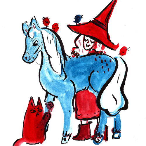 Horse + Witch