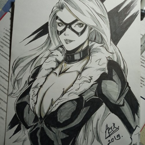 Black cat original