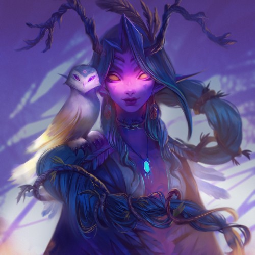 Druid Melissa Moonlight