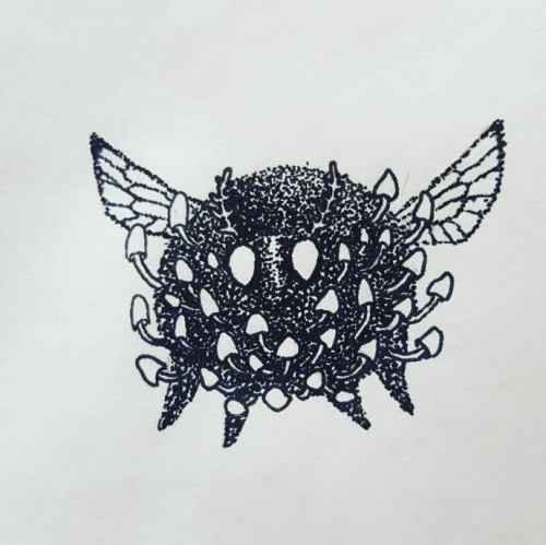 Stipple Creature
